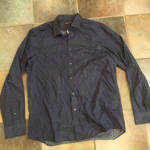 NEW michael kors button up shirt